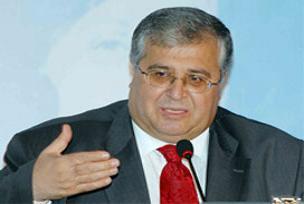Masum Türker'in başkanlığı bırakma şartı.9230