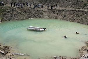 Sulama havuzuna düşen çocuk boğuldu.12155