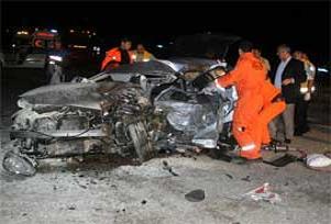 Edirne'de trafik kazası: 2 ölü.14058