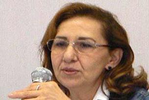 PEN Türkiye'nin yeni başkanı İnci Aral.11219