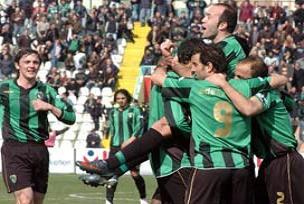 Yedekleri en çok gol atan takım.19835