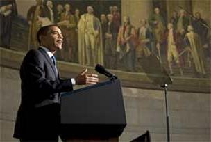 Obama �slam Alemine b�yle seslendi.9742