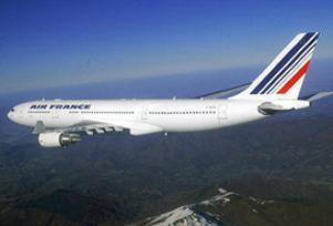 Air France uçağı havada parçalanmadı.8365