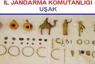 Hırvatistan tarihi eserleri iade etti.13404