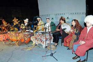 Türk Dünyası müzikleri yaşatılıyor.14349