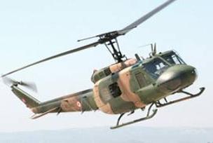 Askeri helikopterle doğuma gitti.8527