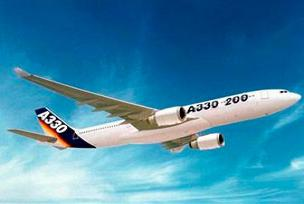 Airbus'tan uçakların hızı ile ilgili uyarı.8970
