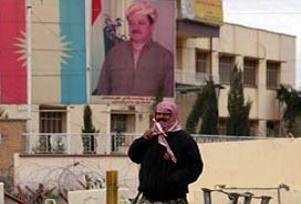 Irak'ta PKK'ya yakın partiye yasak getirildi.12330