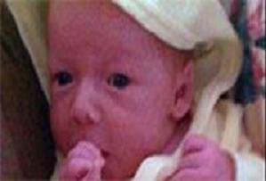 5 haftalık bebek dayak kurbanı.8230
