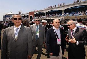 Arınç'ın Türk Formula 1 takımı hayali.14683