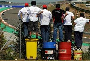 Formula 1'i sadece 32 bin kişi izledi.18613