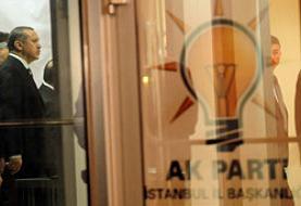 AK Parti'yi rahatlatacak püskürtme planı.9308