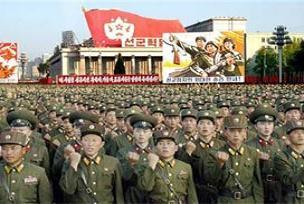 Kuzey Kore dünyaya meydan okudu.19325