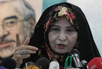 İran bu kadını dilinden düşürmüyor.12267
