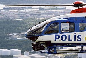 Hava destekli uyuşturucu operasyonu.16760