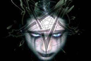 Satanizm Amerikalı ressamla geldi.8903
