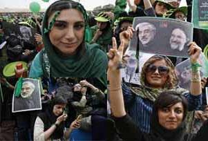 İran'da seçimlere sayılı saatler kaldı.16973