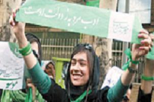 İran'da reformcu 170 kişi gözaltında.12594