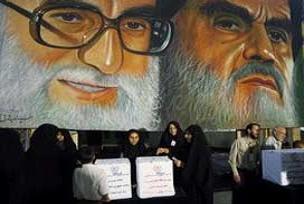 İran halkı cumhurbaşkanını seçiyor.13146