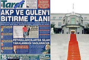 AKP ve Gülen'i bitirme planı çok ürkütücü.19003
