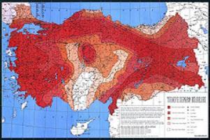 Türkiye'nin nerelerinde deprem bekleniyor?.17759