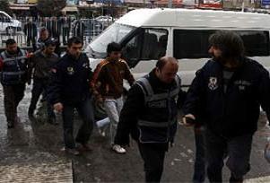 Aydın'da terör operasyonu.13682