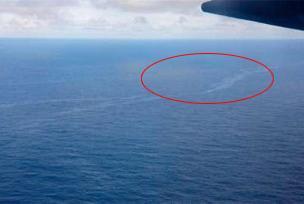 Okyanusta 6 ceset daha buludu.8122