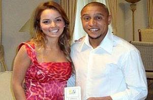Roberto Carlos dünya evine girdi.12946