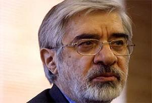 Musavi'den Ahmedinejad'a a��r itham.10587