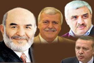 Onlar da Başbakan Erdoğan gibi dertli.10424