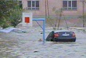 Yağmur Yozgat'ı fena vurdu.10767