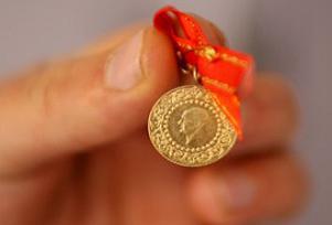 Darphane, çeyrek altının yarımını basacak.6525