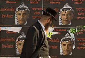 İsrailliler'den Obama'ya büyük tepki.14411