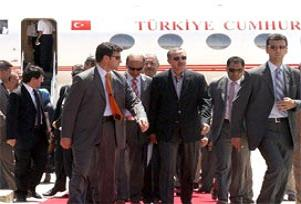 Erdoğan Arnavutluk ve Brüksel'e gidiyor.13947