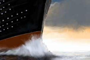 Yolcu gemisi karantinaya alındı.6794
