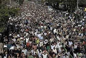 İran'da Besic'ten cuma namazı çağrısı.24666