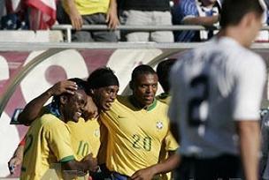 Brezilya FİFA'da ABD'ye acımadı.15231