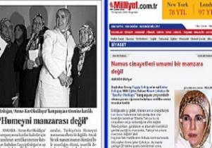 Milliyet 'hanya' dedi Radikal 'konya' dedi.17405