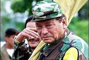 BM'den Kolombiya ordusuna su�lama.17274