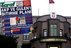 Erdoğan'a TARAF'ın belgesi soruldu.16199