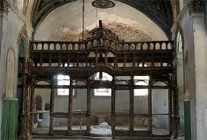 Konya'da tarihi kiliseyi soydular.14760