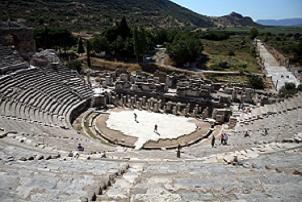 Ayasofya ve Efes'te ağustosta grev.18730
