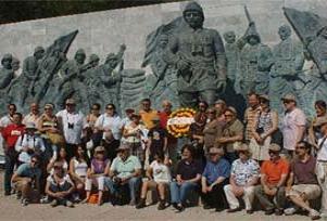 Gelibolu'da Galatasaraylı şehitler anıldı.17832