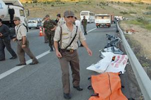 Başkent'teki kazada ölenlerin kimliği.13910