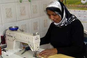 Faizsiz kredi Burdurlu 60 kadına umut oldu.11300