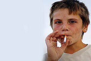 Çocuğa sigarayı bıraktırmanın 10 yolu.9057