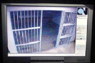 Nezarethanelere güvenlik kamerası.12198