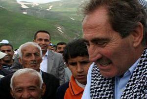 Bakan Günay'dan Kürtçe selam.14723