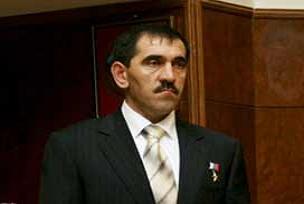 İnguşetya Devlet Başkanına suikast.7607