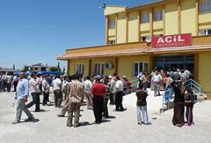 Kastamonu'da 232 kişi ishalden hastanelik.14351